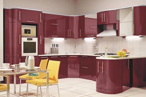 выбрать мебель для кухни цвет 2