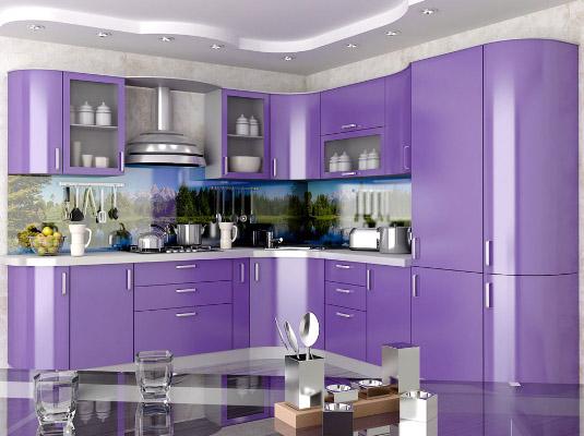 выбрать мебель для кухни цвет 4