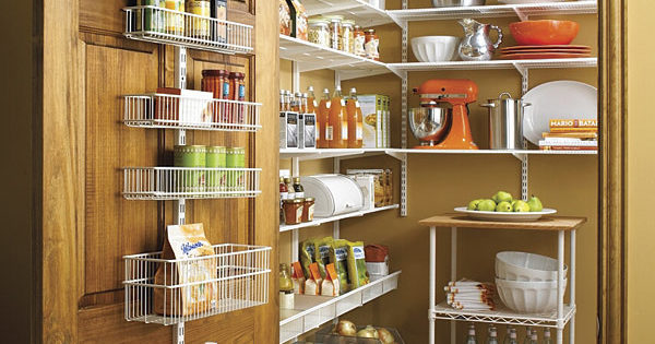 6 советов по обустройству и дизайну кладовки в квартире + фото