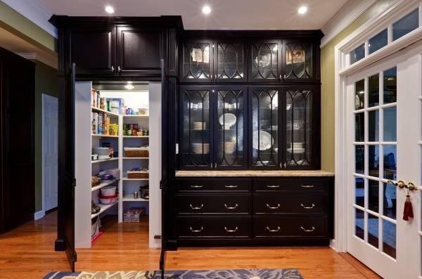 6 советов по обустройству и дизайну кладовки в квартире фото