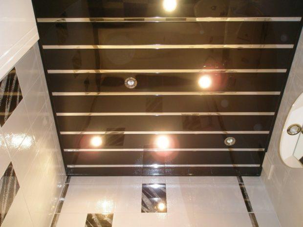 6 советов по выбору и монтажу алюминиевого реечного потолка