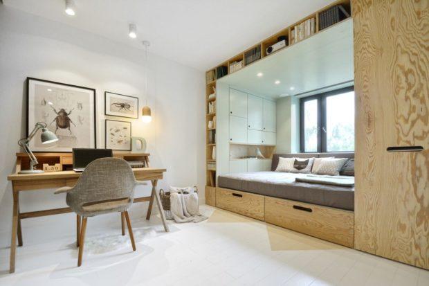 6 советов по обустройству и дизайну подиума в квартире фото