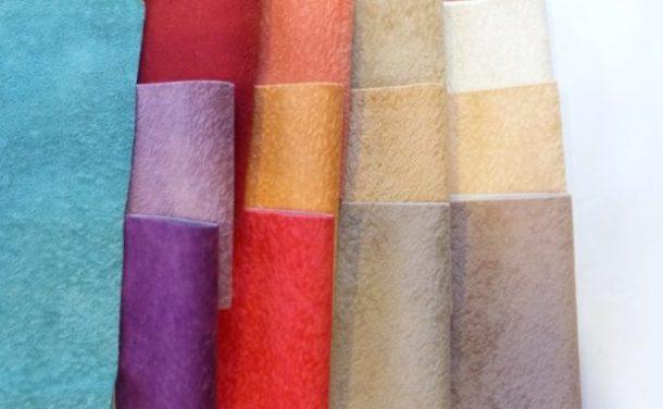 Ворсистые ткани для обивки кухонного уголка