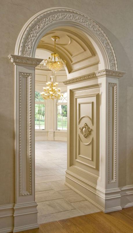 5 советов по использованию арки в дизайне интерьера фото, Строительный блог Вити Петрова
