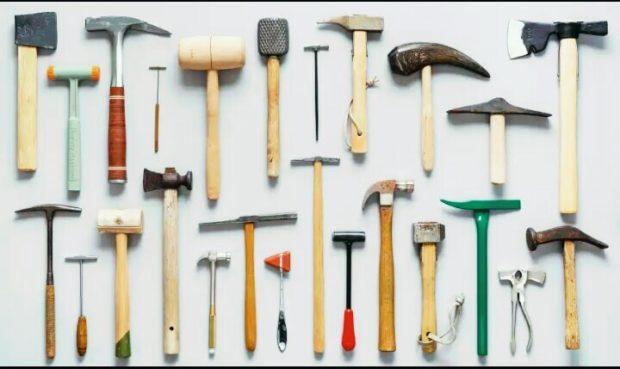 16 советов, как выбрать молоток: виды молотков, назначение