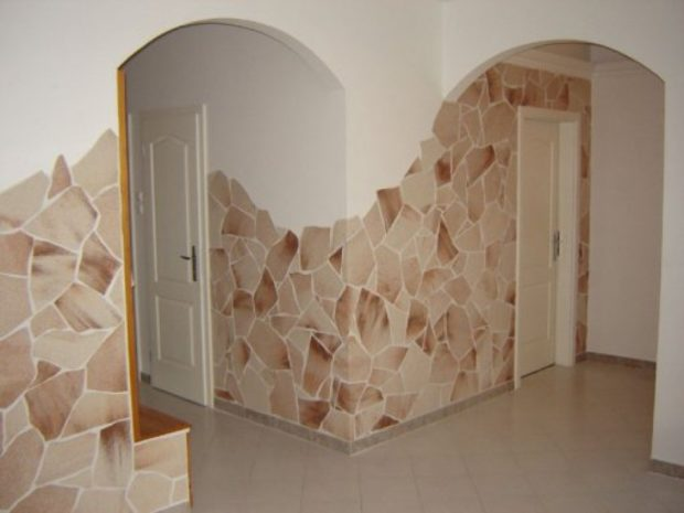 10 советов по отделке гибким камнем стен, Строительный блог Вити Петрова