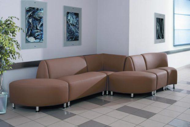 Выбираем подходящий диван для офиса