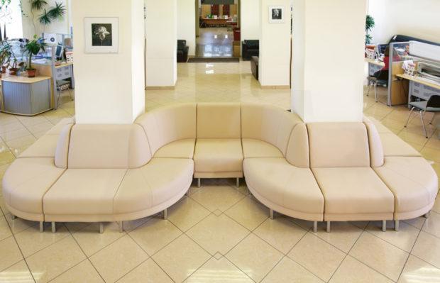 Выбираем офисный диван