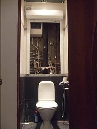 Выбираем рольставни в туалет