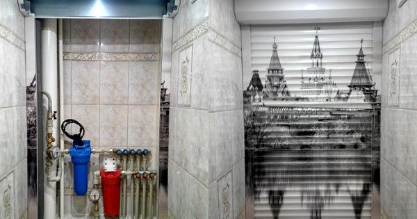 Выбираем рольставни в туалет - 9 полезных советов