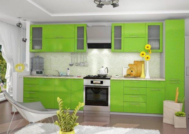 7 советов, какой кухонный гарнитур выбрать: материал, цвет, размер