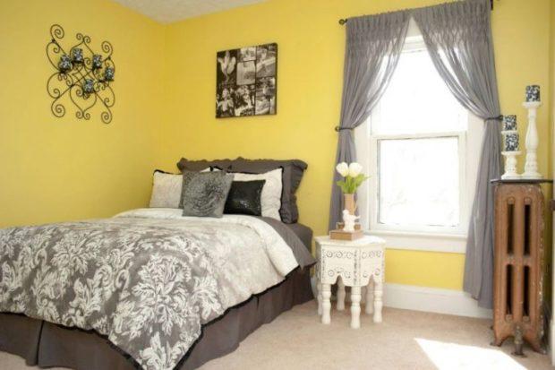 7 советов по использованию желтого цвета в интерьере + фото