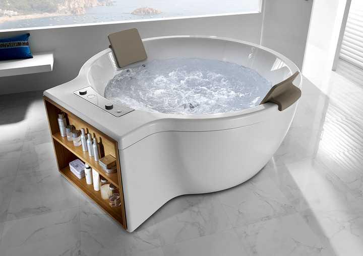 10 советов, как выбрать акриловую ванну размеры, толщину, составители
