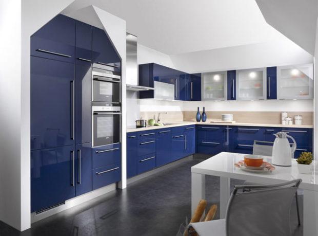 7 советов по использованию синего цвета в интерьере фото, Строительный блог Вити Петрова