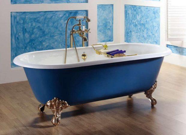 9 советов, какую чугунную ванну выбрать: преимущества, недостатки, размер