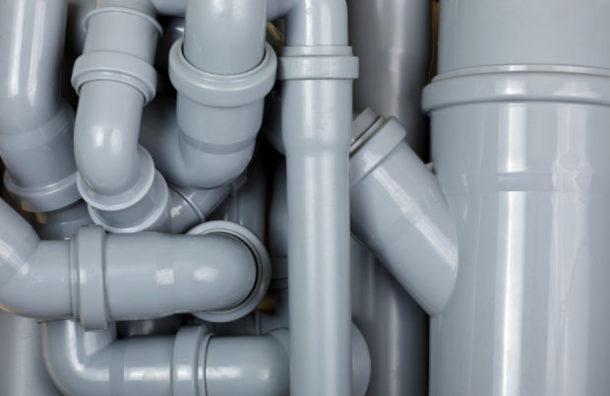Неправильный монтаж канализационных труб