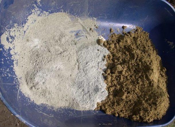 какой лучше песок для цементного раствора