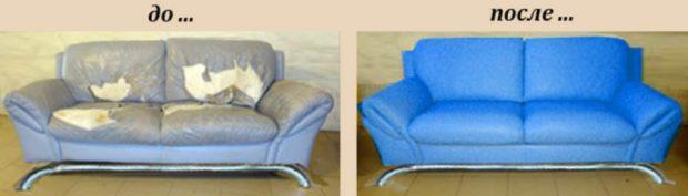 8 советов, как выполнить перетяжку дивана своими руками