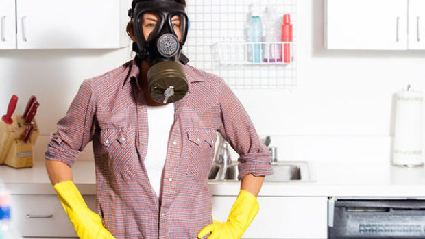 20 способов, как почистить духовку от жира и нагара в домашних условиях