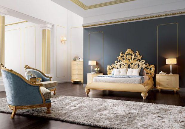 Стиль барокко в интерьере квартиры: 8 советов по созданию + фото