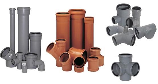 7 советов по выбору ПВХ труб для канализации | Строительный блог ...