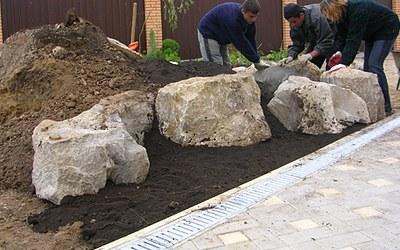 Сад камней своими руками: 9 советов по организации + фото