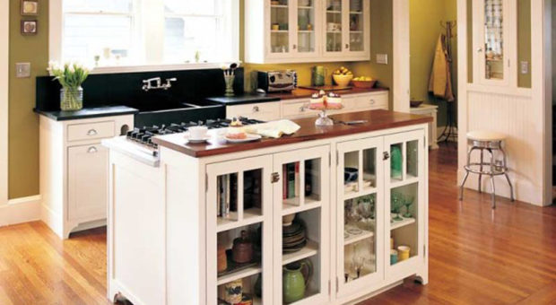 Дизайн кухни с островом: 11 советов + фото