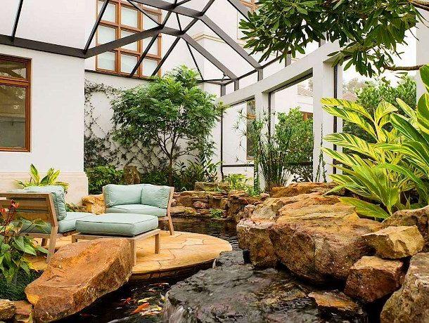 Зимний сад, оранжерея и теплица – в чем разница?