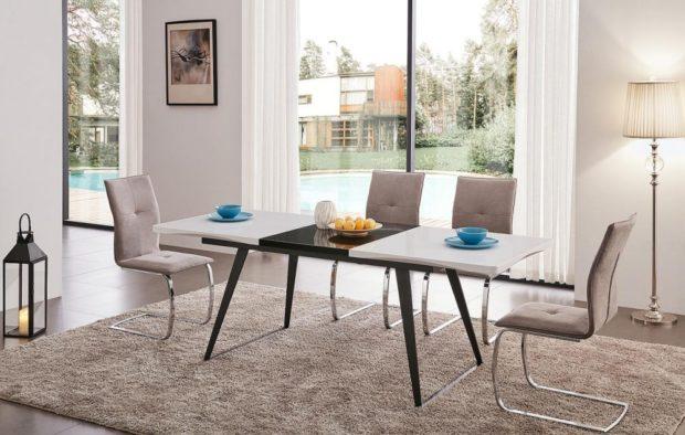 итальянская обеденная мебель в современном стиле