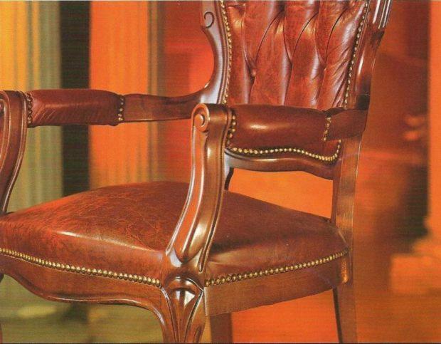 натуральная кожа для обивки стульев