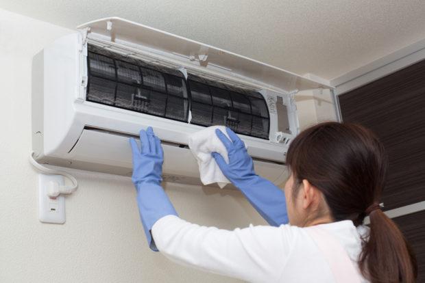 Как почистить кондиционер дома самостоятельно - 7 советов