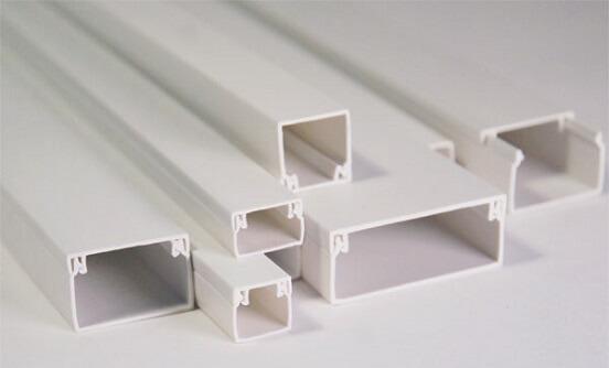 Пластиковый кабель-канал