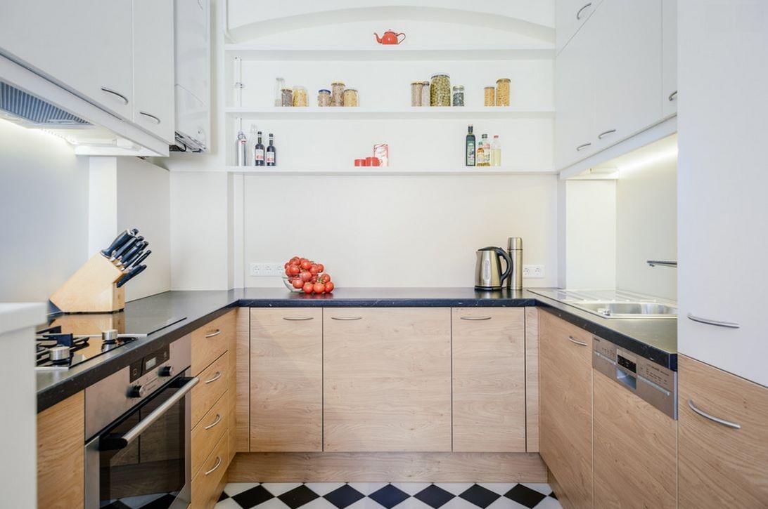 6 советов по дизайну кухни без окна