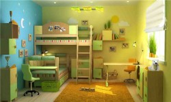 ТОП 7 советов по обустройству детской комнаты для разнополых детей