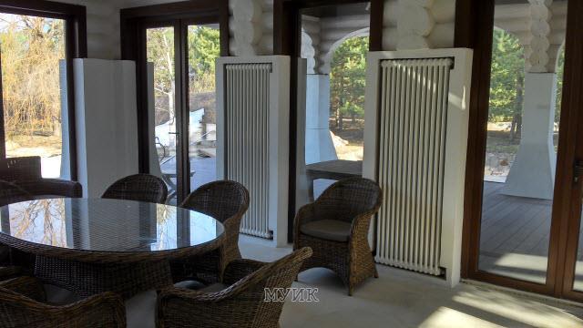 Особенности отопления в деревянном доме