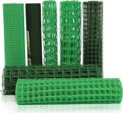 Какую сетку выбрать для забора: рабица, сварная, рифленая, пластиковая