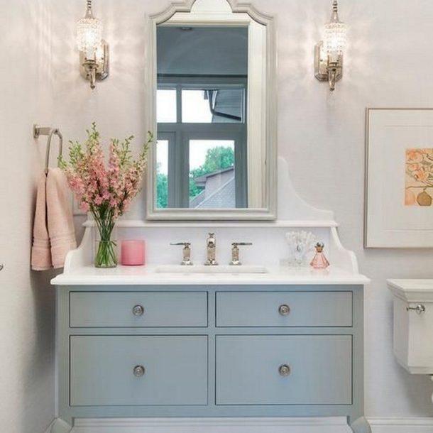 туалетный столик для ванной без зеркала