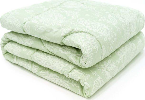 Одеяло с растительным наполнителем