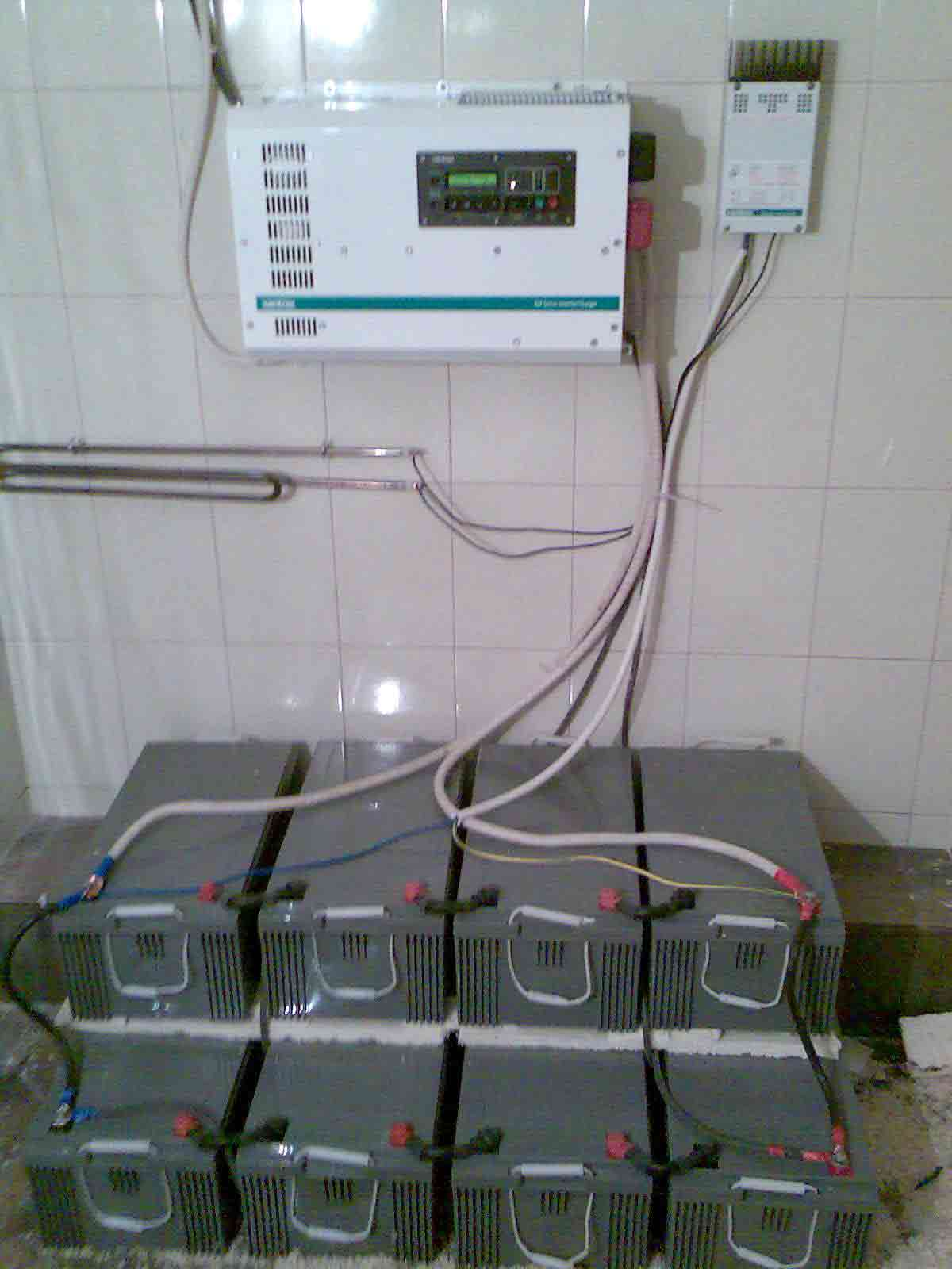 Инверторные аккумуляторные батареи для дачи
