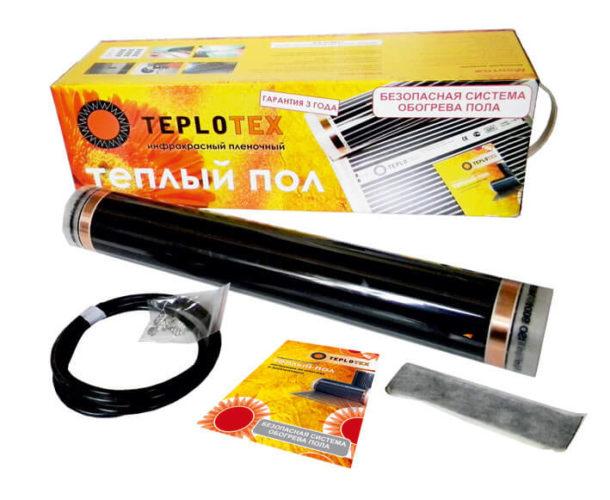 TEPLOTEX - производитель плёночных тёплых полов