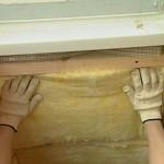 Утепление балкона минеральной ватой 2