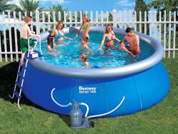 11 советов по выбору и покупке надувного бассейна для дачи фото