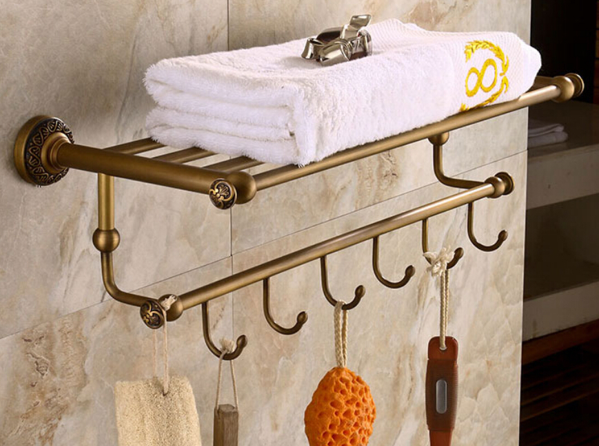 Как выбрать полотенцедержатель или вешалку для полотенец?