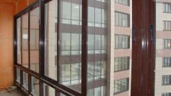алюминиевые окна 3