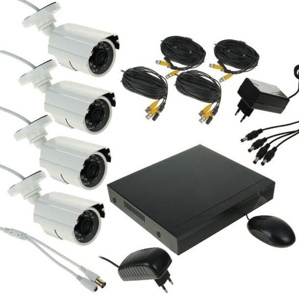 Уличная аналоговая камера для видеонаблюдения