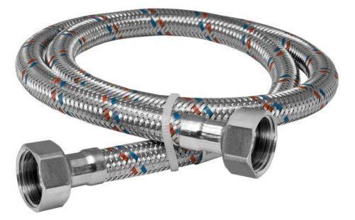 Армированный шланг гибкой подводки воды