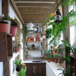 балкон в стиле оранжереи 3