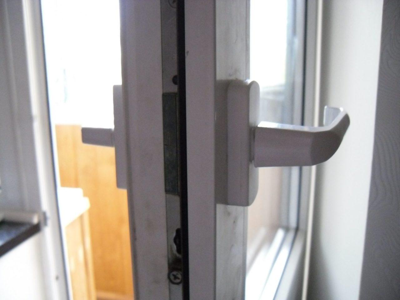 балконная дверь фурнитура