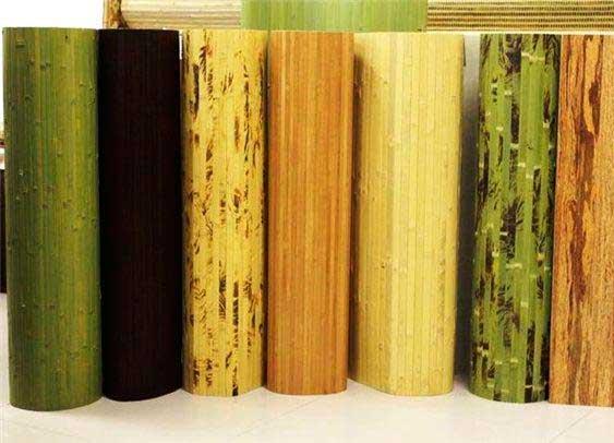бамбуковые обои 4