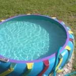 бассейн из покрышек